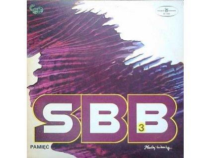 SBB: Pamiec (SBB 3) - LP / BAZAR