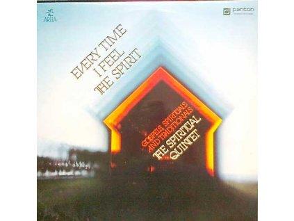 SPIRITUÁL KVINTET: Every Time I Feel The Spirit - LP / BAZAR