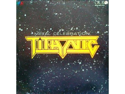 TITANIC: Metal Celebration - LP / BAZAR