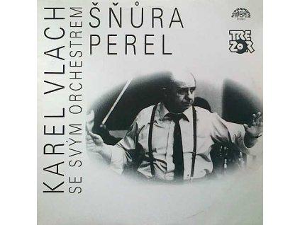 VLACH KAREL ORCHESTR: Šňůra perel - LP / BAZAR