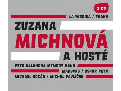 MICHNOVÁ ZUZANA: La Fabrika Live - 2CD