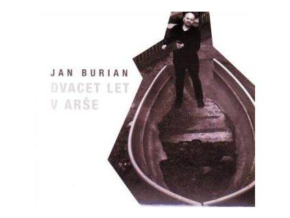 BURIAN JAN - Dvacet let v Arše - CD+DVD