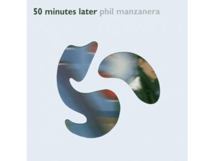 MANZANERA PHIL - 50 minutes later - CD