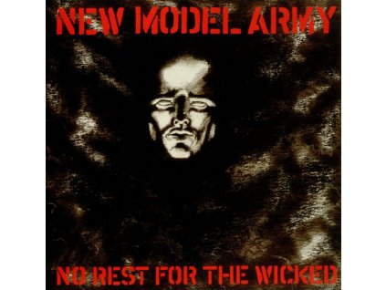 NEW MODEL ARMY - No Rest for the Wicked - CD