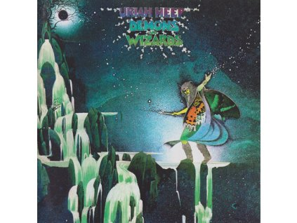 URIAH HEEP - Demons and Wizards - CD
