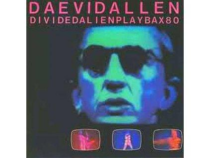 ALLEN DAEVID - Dividedalienplaybax80 - CD