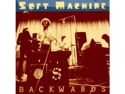 SOFT MACHINE - Backwards - CD