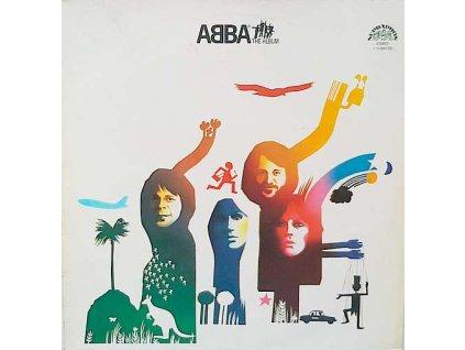 ABBA: The Album - LP / BAZAR