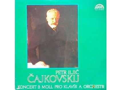 ČAJKOVSKIJ P. I.: Koncert b moll - LP / BAZAR