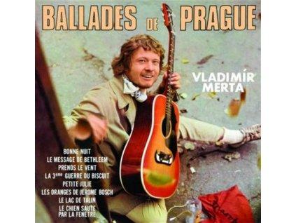 MERTA VLADIMÍR - Ballades de Prague - CD