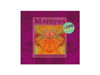 MARSYAS - V mýdlových bublinách - 2CD