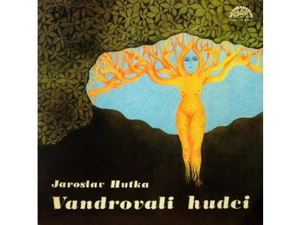 HUTKA JAROSLAV - Vandrovali hudci - CD