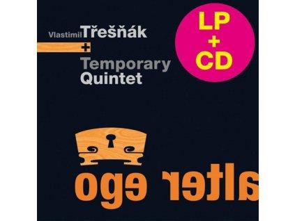 TŘEŠŇÁK VLASTA A TEMPORARY - Alter Ego - LP+CD+FOTO