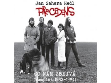 PRECEDENS - Co  nám zbejvá (1982-1984) - 2CD