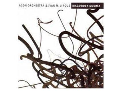 JIROUS I. M. & AGO ORCHESTRA - Magorova summa - CD