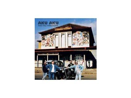 AKU AKU - Knak 1992 / Humanquake - CD
