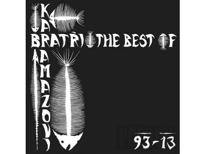 BRATŘI KARAMAZOVI - The Best of 1993-2013 - CD