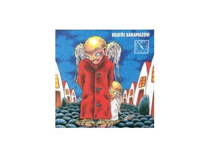BRATŘI KARAMAZOVI - Za pět pět - CD