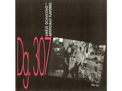 DG 307 - Uměle ochuceno (d-constructed 2001) - CD