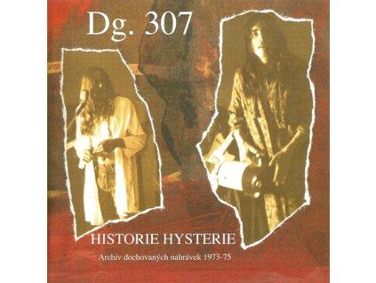 DG 307 - Historie hysterie (archiv 1973-75) - 2CD