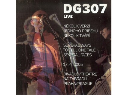 DG 307 - Live - CD
