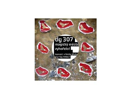 DG 307 - Magický město vyhořelo - CD