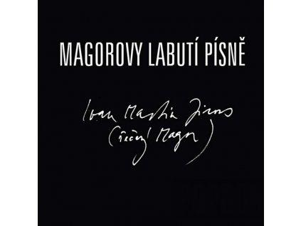 JIROUS IVAN MARTIN - Magorovy labutí písně - CD