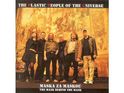 PLASTIC PEOPLE - Maska za maskou - CD