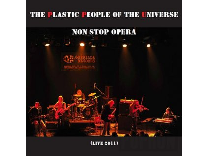 PLASTIC PEOPLE - Non Stop Opera - CD