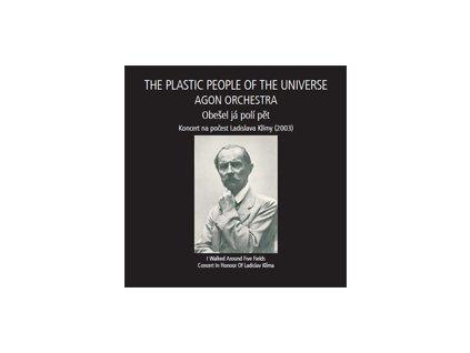 PLASTIC PEOPLE + AGON - Obešel já polí pět - CD+DVD