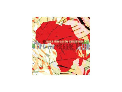 URAGGAN ANDREW AND THE REGGAE ORTHODOX - 1 - CD