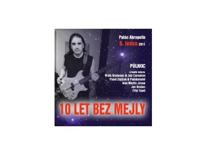 V/A 10 LET BEZ MEJLY - CD