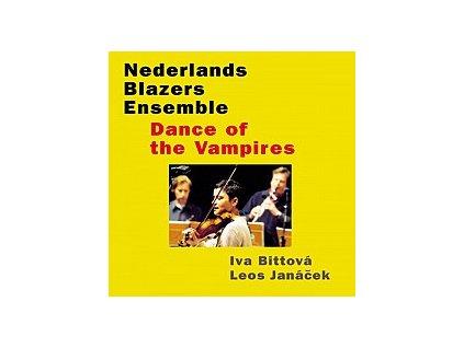 BITTOVÁ IVA & NEDERLANDS BLAZERS ENSEMBLE - Dance of the Vampires - CD