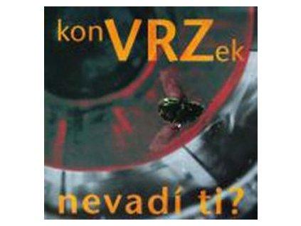 KONVRZEK JIŘÍ - Nevadí ti? - CD