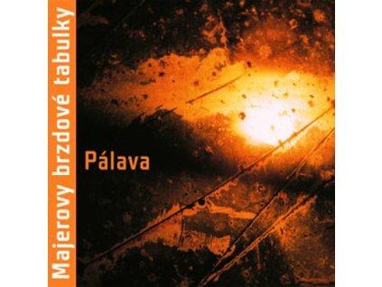 MAJEROVY BRZDOVÉ TABULKY  - Pálava - CD