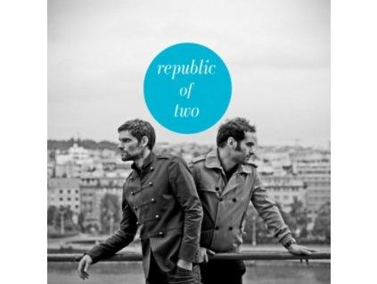 REPUBLIC OF TWO - Raising the Falg - CD