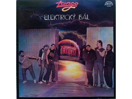 TANGO: Elektrický bál - LP / BAZAR