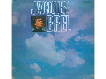 BREL JACQUES: Jacques Brel (Amiga) - LP / BAZAR