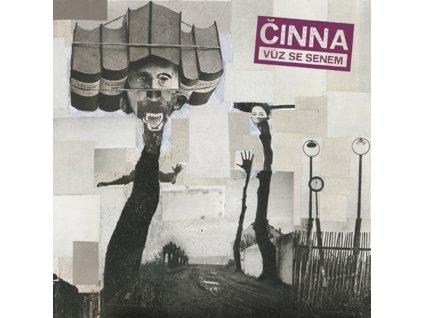 ČINNA - Vůz se senem - CD