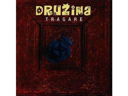 DRUŽINA - Tragare - CD