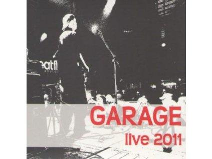 GARAGE & TONY DUCHÁČEK - Live 2011 - CD