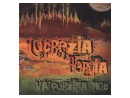 LUCREZIA BORGIA - Valpružina noc - CD