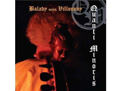 QUANTI MINORIS - Balady nejen Villonovy - CD