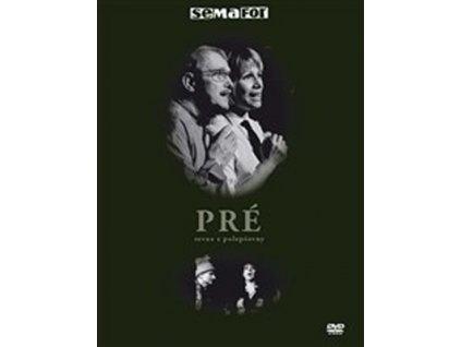 DIVADLO SEMAFOR - Pré - revue z polepšovny - DVD