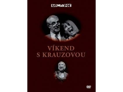DIVADLO SEMAFOR - Víkend s Krauzovou - DVD