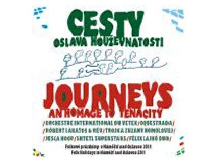 V/A CESTY - OSLAVA HOUŽEVNATOSTI -  - CD
