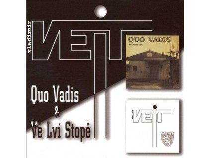 VEIT VLADIMÍR - Quo Vadis & Ve lví stopě - 2CD