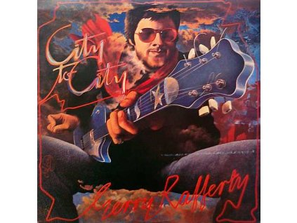 RAFFERTY GERRY: City to City - LP / BAZAR