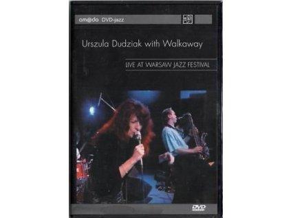 DUDZIAK URSZULA with Walkaway - DVD