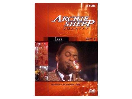 ARCHIE SHEPP QUARTET - Part I - DVD